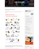 Corporate Blog LDB Gruppe