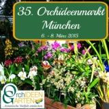 35. Orchideenmarkt in Muenchen mit Orchideengarten Karge aus Dahlenburg