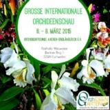 Grosse Internationale Orchideenschau mit dabei der Orchideengarten Karge aus Dahlenburg