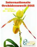Orchideengarten Karge auf der Internationalen Orchideenwelt 2015