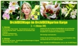 Europaeisches Symposium im Orchideengarten