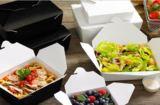 Moderne Gastronomieverpackungen
