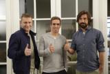 Ein erfolgreiches Team - DRUTEX und die Fußballer Blaszczykowski, Lahm und Pirlo (Foto DRUTEX SA)