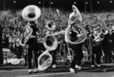 Cotton Bowl  Silbergelatineabzug  27.9 x 35.6 cm © Tod Papageorge