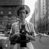 Self-portrait, Undated © Vivian Maier/Maloof Collection, Courtesy Howard Greenberg Gallery, New York