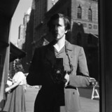 Self-portrait, Undated, New York, © Estate of Vivian Maier,  Courtesy of Howard Greenberg Gallery