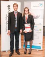 Vectoflow Gründer Katharina Kreitz und Florian Wehner