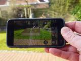 Mit der neuen App von turnstangen.de können die Produkte virtuell im eigenen Garten getestet werden.