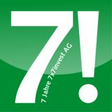 Am 7.7.2016 wird die 7x7invest AG 7 Jahre alt.