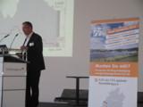"""Andreas Mankel hält einen Vortrag """"Energie in Bürgerhand – Kapital anlegen, Umwelt schützen"""""""