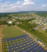 Der Solarpark Greifenstein-Allendorf soll Anfang September ans Netz gehen.