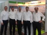 Das 7x7-Team (v.l.n.r.): Mike Stoy, Martin Klose, Andreas Mankel, Marc Eichenhorst, Heiner Gutwein.