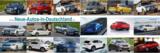Neue Autos in Deutschland
