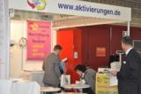erstmals auf der Altenpflege präsentiert aktivierungen.de sein Angebot