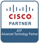 Logo Cisco ATP ISE Partner