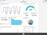 Eine App für iOS ermöglicht Anwendern jetzt auch eigenständige Datenanalysen auf iPad und iPhone.