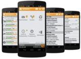 Mobiles Highend-Telematiksystem SPEDION App für jedes beliebige Android-Endgerät ab Version 2.2.