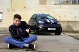 Der 15-Jährige LannyTy wird Testfahrer für NewCarz