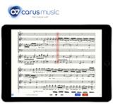 Mit carus music, der Chor-App, erreicht das Chorstimmenüben eine neue, digitale Dimension.