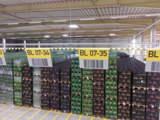ONK bietet Etiketten, Schilder und Markierungen zur Kennzeichnung in Block- und Regallagern.