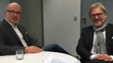 Christian Eichhorn im Gespräch mit Prof. Dr. Klaus Weber