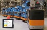 Die Flexus AG präsentiert die nahtlose Integration neuer Materialflusskonzepte für Routenzüge.