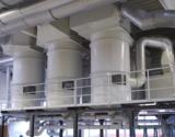 Contec Patronenfilter Baureihe RDF zur Abscheidung von Kunststoffspähnen