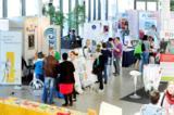 Freude über regen Zuspruch: Aussteller beim diesjährigen Ergotherapie-Kongress in Würzburg (© DVE)