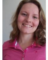 Beata Jakubiak, Ergotherapeutin, befasst sich mit Menschen mit Behinderung