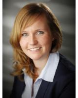 Nathalie Stähle, Ergotherapeutin, ist Spezialistin für betriebliches Gesundheitsmanagement (© DVE)