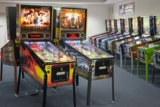 Flipperautomat Game of Thrones als Pro- und LE-Version im Showroom