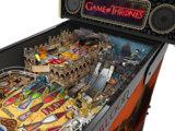 Flipperautomat Game of Thrones als Premiere zur Hausmesse von PINBALL UNIVERSE