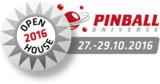 Faszination Flipperautomaten: PINBALL UNIVERSE Open House 2016