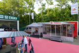 Mobile Pinball-Location im Showtruck von PINBALL UNIVERSE am Gerry-Weber-Stadion