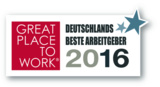 "in-tech ist ""Great place to work"""