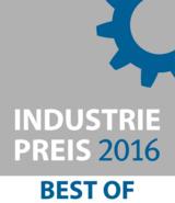 in-tech erhielt den INDUSTRIEPREIS 2016 für drei Produkte.