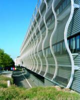Ecole cantonale d'art de Lausanne in der Schweiz
