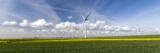 Windcloud bezieht seine Energie aus dem eigenen Windparks sowie einer anliegenden Biogasanlage