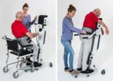 ELEA erleichtert das Leben von Patient und Pflegekraft