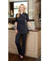 Tunika mit angenehmem Tragekomfort, geeignet für Mitarbeiter in Küche, Wellness, Etage oder Service