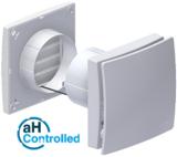 Abluftventilator mit integrierter Elektronik zur Klimamessung