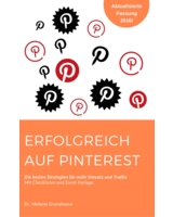 Erfolgreich mit Pinterest. Strategien für mehr Umsatz und Traffic