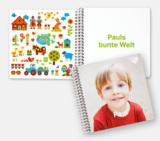 Fotobuch für Kinder von Kleine Prints – byGraziela Sonderausgabe