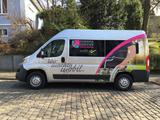 """Ein behindertengerechtes Fahrzeug aus dem Bestand von """"EUROPA SERVICE miets KADOMO"""""""