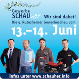 Online-Werbebanner für Gewerbeschau Rutesheim von iXmedia GmbH Werbeagentur