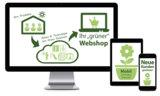Auch Webshops sind Teil des Full-Service-Konzeptes von Green Solutions.