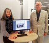 Startschuss für Online-Vertriebsplattform gaben K.Schönharting und Hauptgesellschafter N.Sellner