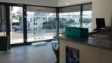Dampfmeile Shop Mainz im Aufbau