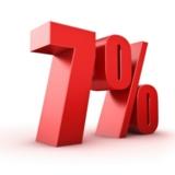 7% Zinsen