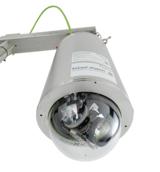 Domekamera für den Einsatz in explosionsgefährdeten Bereichen (Atex)